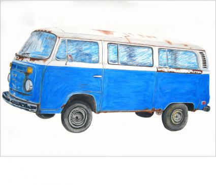 Volkswagon-Van