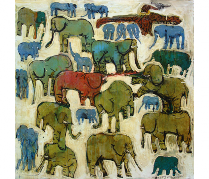 Elephant-herd-honours